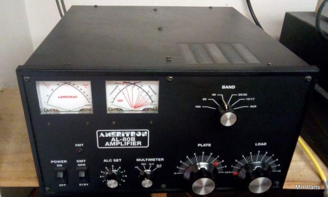 Ameritron Al-80b 1000w Desktop Linear Hf Amplifier Used