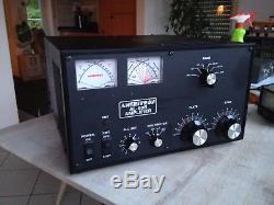 Ameritron AL-80B 1000W Verstärker Desktop Linear HF (160-15m) Amplifier 3-500ZG