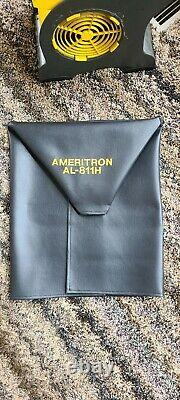 Ameritron AL-811H Linear Amplifier With 10 Meter Mod and extra set of new tubes