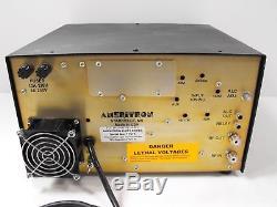 Ameritron AL-811 160-15 Meter Ham Amplifier 600 Watts PEP + 3x SV572-Bs SN 17573