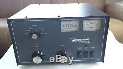 Ameritron AL-811 600W HF Linear Amplifier 3 x G-811 Tubes