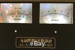 Ameritron AL-811 600W HF Linear Amplifier (Be SURE to READ the DESCRIPTION.)