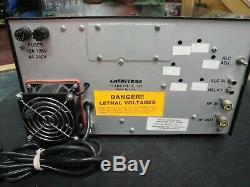 Ameritron AL-811 Amplifier HF AMP, 600W, (3) 811A TUBES