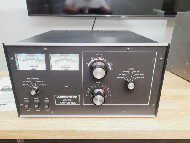 Ameritron Al-82 3-500z Amplifier Linear Amp $1400 Not Working C My Other Ham