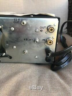 Ameritron AL-84 Ham Radio Linear Amp Amplifier Vintage