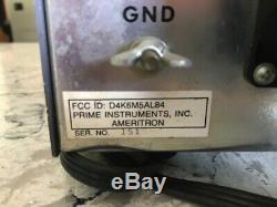 Ameritron AL-84 Ham Radio Linear Amp Amplifier withManual