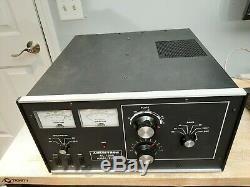 Ameritron Al-1200 Amplifier Eimac 3cx1200A7 Peter Dahl Linear Ham Radio
