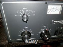 Ameritron Al-811 Amplifier Super Nice Condition. Ham Radio Equipment. 600+w