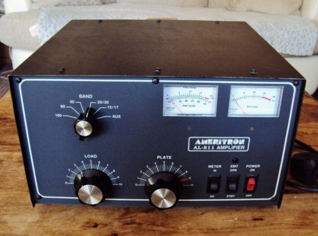 Ameritron Al 811 Linear Amplifier Ham Amateur Radio