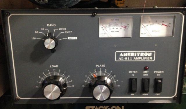 Ameritron Al-811 Power Linear Amplifier 160m 10m 600w