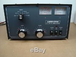 Ameritron Al-811h Linear Amplifier