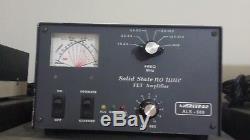 Ameritrons ALS-600 linear amplifier HF 600 W