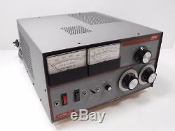 Amp Supply Co. LK-500ZC 160 15 Meter Ham Radio Amplifier with 2x Eimac 3-500Zs