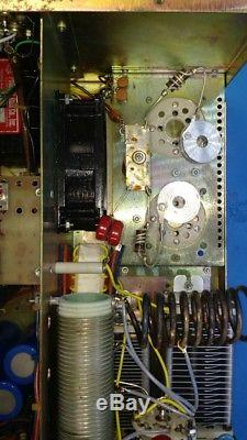 Amp Supply Lk500zb Linear For Parts Not Working As Is Read On No Tubes