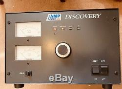 Amp UK Discovery 70cms UHF High Power Valved Linear Amplifier