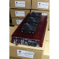 Amplificatore Lineare HLA-300V PLUS HP bordeaux 2SC2879 500W