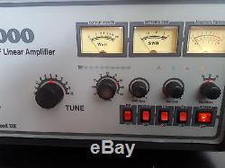 Amplificatore Lineare RM KLV 2000