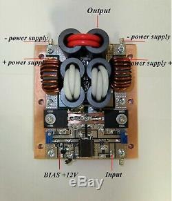 Amplifier MRF300 LDMOS 450W