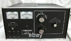 Amritron AL-82J HF 1.5kW vacuum tube type 3-500Z 2 linear amplifier Ham Radio