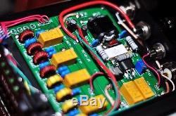 Assembled LPF low pass filter + 90W SSB CW AM RF HF power amplifier HAM RADIO