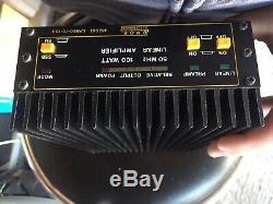 BNOS VHF 50mhz 100w Amplifier Ham Radio