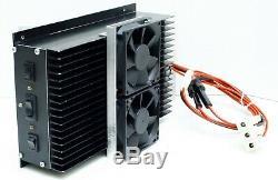 BOOMER-600 HF bi-linear transceiver amplifier
