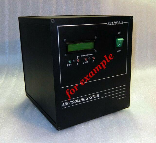 Box For Power Amplifier 1200w