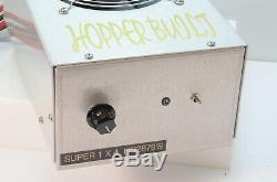 BRAND NEW 1x4 Hopper built/FAT BOY CW AMPLIFIER 2879S Transistors FAN 900 WATT