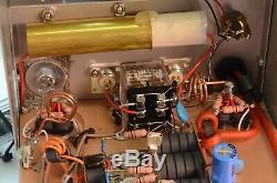 BRAND NEW 2X6 DONKEY STOMPER CW AMPLIFIER 2879 Transistors With 2 FANS 1100 WATT