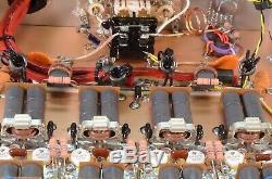 BRAND NEW 2X8 HOPPER BUILT CW AMPLIFIER 2879 Transistors With 2 FANS 1500 WATT