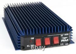 B Grade RM KL300 20-30MHz (300W) Linear Amplifier