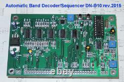 Band Decoder Sequencer DN-B10 HF Amplifier LDMOS BLF188 VRF2933 BLF578 SD2933