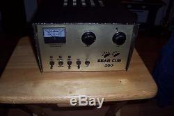 Bear Cub 200