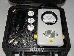 Bird Model 43P Amateur Ham Radio Wattmeter Kit PEP/Avg RF Load HF/VHF/UHF