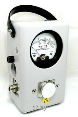 Bird Model 43 (43N) Thruline(c) RF Wattmeter Type N(F) or UHF or BNC NEW
