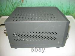 Boxed Zetagi BV131 Homebase Linear Amplifier for CB Ham Radio Superb