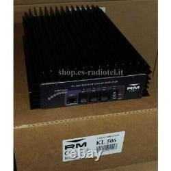 Broad Band Linear Amplifier RM Italy KL506