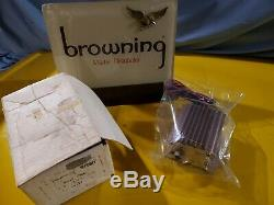 Browning Sl-550 Power Amplifier In Box / N. O. S. / Super Rare Collectors /
