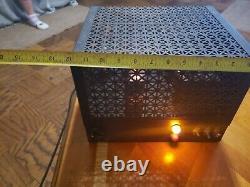 CB Ham Radio amplifier one driving 4 6lq6.500 Watt
