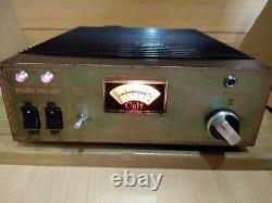 CB radio MKY-200 linear amplifier HF broad band 3.5-29MHz SSB Amateur Ham