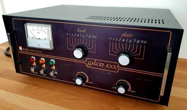Cte Galaxi 1000 Cb Hf Linear Amplifier