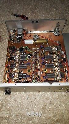 Cb linear amplifier/communication amplifierDave made. Xforce. Texas star