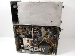 Central Electronics 600L 160-10 M Broadband Amplifier Clean Condition SN 56468