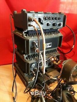 Clansman Army Radio Prc 320/2 Transceiver U/l Sideband, Auto Atu, Amplifier 100w