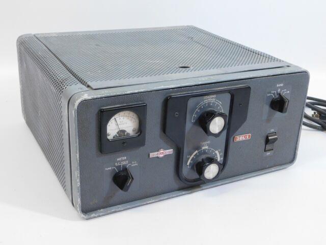 Collins 30l-1 Vintage Ham Radio Amplifier (untested, For Parts Or Restoration)