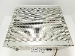 Collins 30L-1 Winged Emblem 80 10 M Ham Radio Amplifier with 4x 811H SN 14027
