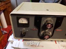 Collins 30L-1 Winged Emblem Ham Radio Linear Amplifier
