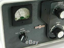 Collins 30L-1 Winged Emblem WE Vintage Tube Ham Radio Amplifier SN 10644