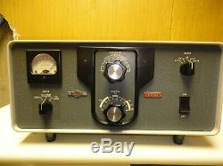 Collins 30l-1 Amateur Band Amplifier, Has Four 811 Tubes, Tested Good