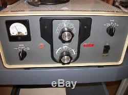 Collins 30l-1 Round Emblem Linear Amplifier Serviced-tested-works
